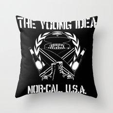 The Young Idea - NorCal Emblem Throw Pillow