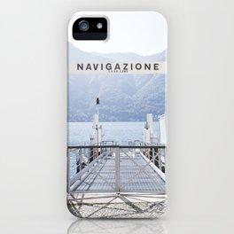 Navigazione iPhone Case