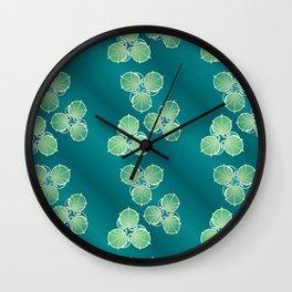 Lucid Wall Clock