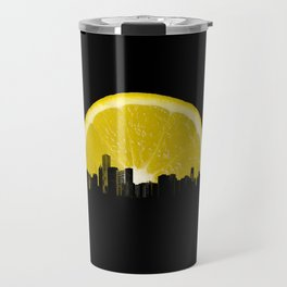 super lemon Travel Mug