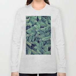 leaves pine Long Sleeve T-shirt