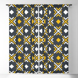 Tribal arrows Blackout Curtain