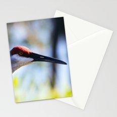Sandhill Crane Stationery Cards