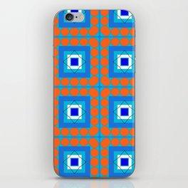 Pattern-010 iPhone Skin