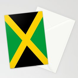 Flag of Jamaica Stationery Cards