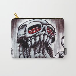 You Have A Good Head On You Carry-All Pouch