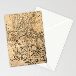 Lousiana 1806 Stationery Cards