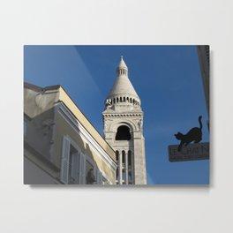 Sacre Coeur, Paris Metal Print