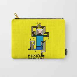 Pixel dancing Carry-All Pouch