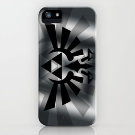 The Legend Of Zelda Logo iPhone Case