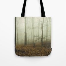 the forest i call home Tote Bag