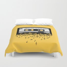 Retro Tape Duvet Cover