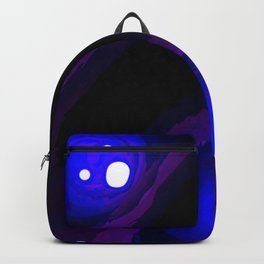 Ghostly Blues Backpack