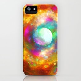 STRANGE AEONS iPhone Case