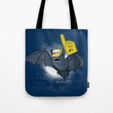Baseball Bat Tote Bag