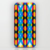 dna iPhone & iPod Skins featuring DNA by dzynwrld