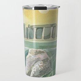 Stonehenge Wiltshire England Travel Mug