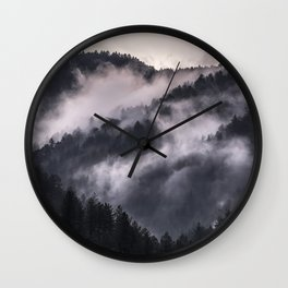 When the day begins Wall Clock