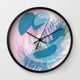 Cabin Fever Wall Clock
