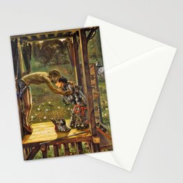 The Merciful Knight - Digital Remastered Edition Stationery Cards
