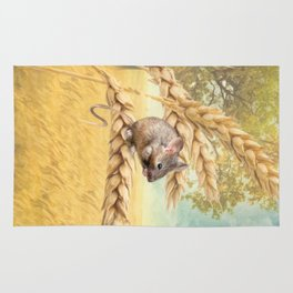 Little Field Mouse Rug