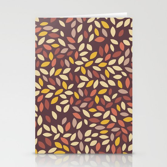 Autumn Whispers Stationery Cards