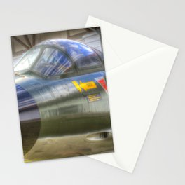 Turkish Air Force F104G Starfighter Stationery Cards