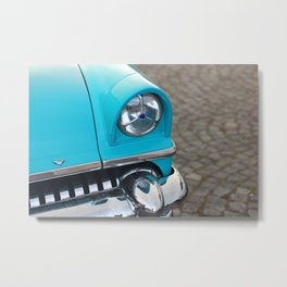 American retro car Metal Print