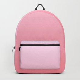 Pastel Ombre Lilac Millennial Pink Gradient Pattern Backpack