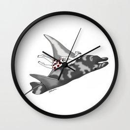 Play of Light Wall Clock