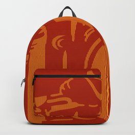 Camera Lines Backpack