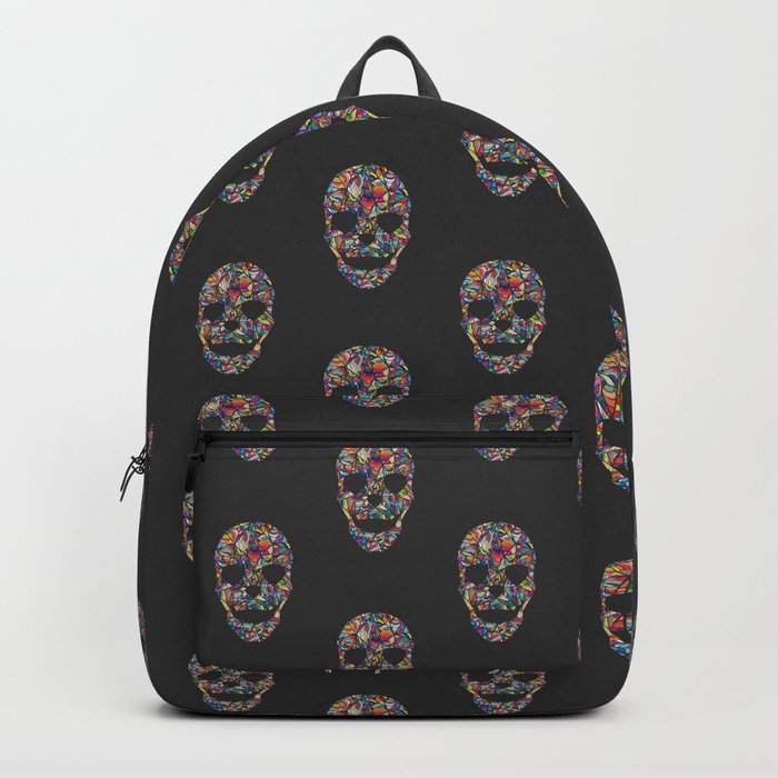 Under Your Skin in Glorious Technicolor Backpack