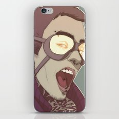 sunlighthurtsmyeyes iPhone & iPod Skin