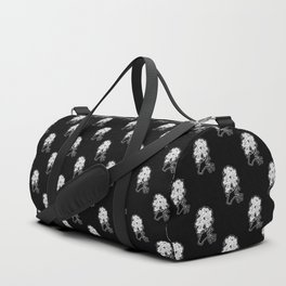 Peony Floral Bouquet Duffle Bag