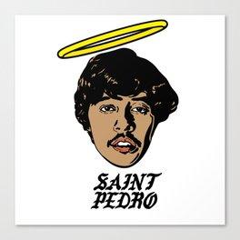Saint Pedro Canvas Print