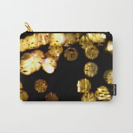 Bokeh gold Carry-All Pouch