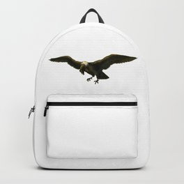 Vintage Vulture Backpack