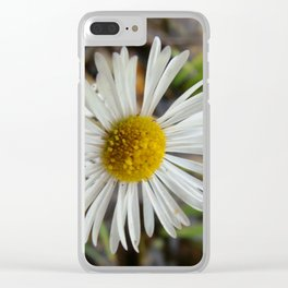 Three is company Clear iPhone Case