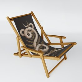 The Snake and Fern Sling Chair