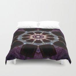Purple Velvet Duvet Cover