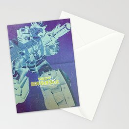 Super-God Masterforce / Super Ginrai Stationery Cards