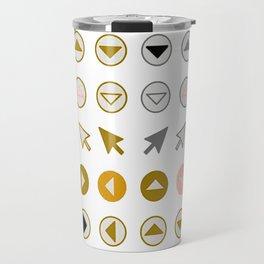 Symbology 3 Travel Mug