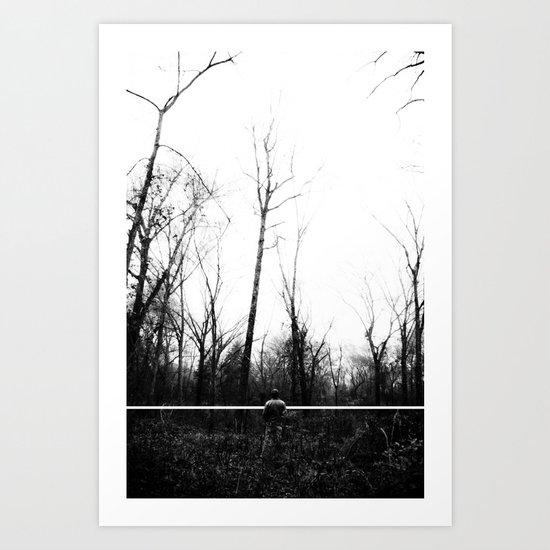 Transitions #3 Art Print
