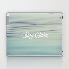 Stay Calm Laptop & iPad Skin