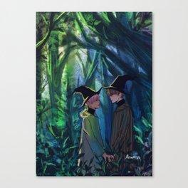 VIXX - Witch AU Neo Canvas Print
