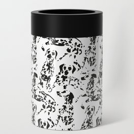 DALMATIAN / pattern pattern Can Cooler