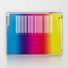 barcode usa Laptop & iPad Skin