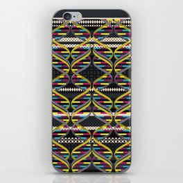 Pattern DNA iPhone Skin