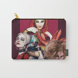 Gotham City Sirens Carry-All Pouch