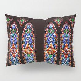 Mary's Mountain Windows Pillow Sham